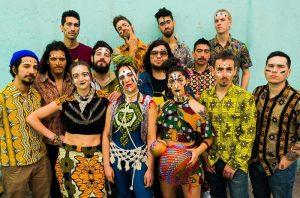 """Newen Afrobeat en la previa del lanzamiento de """"Curiche"""": """"La raíz negra es una parte de la historia de Chile que está omitida"""""""