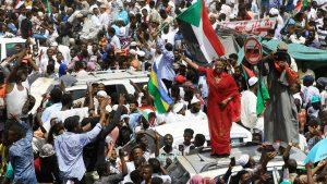 La revolución popular de Sudán y las violencias a las que se enfrenta