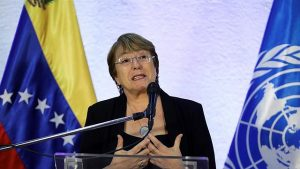 Informe Bachelet: Un texto sin contexto de una socialista made in USA