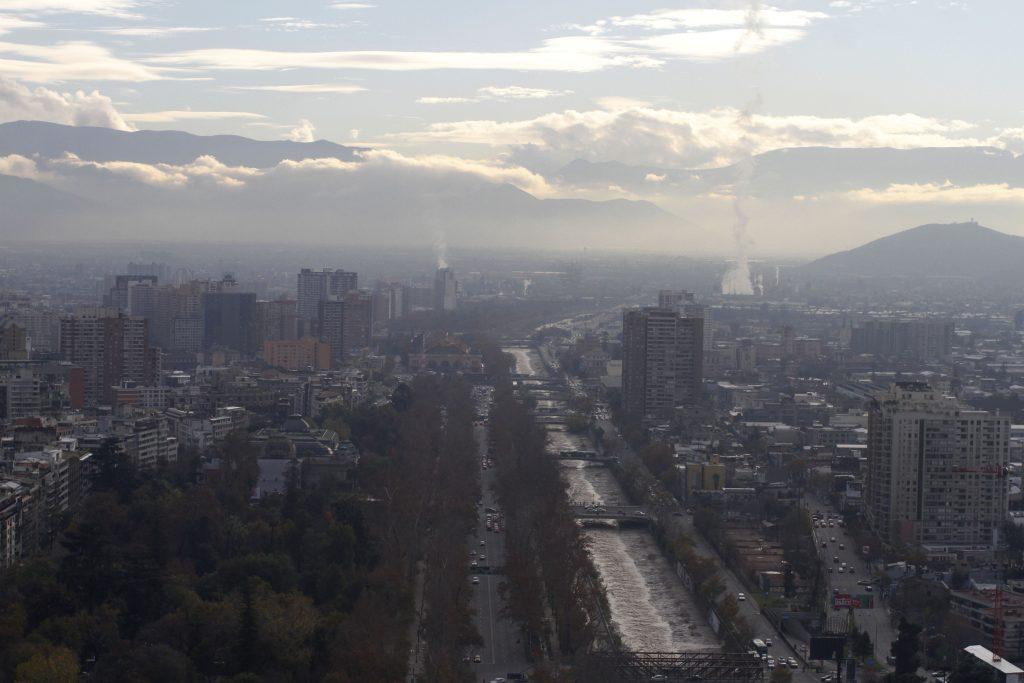 Lluvia El Fin De Semana Anuncian Posibles Tormentas Eléctricas En Santiago