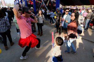 Que viva el Chile de los que quieren ser felices