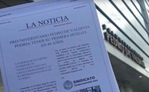 La otra cara del exitoso Preuniversitario Pedro de Valdivia: Trabajadores podrían irse a huelga por precarias condiciones laborales