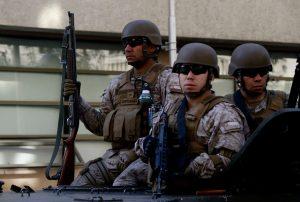 """Soldado que se negó al llamado de los reservistas: """"Te hacen fumar haciendo flexiones de brazo hasta que vomites"""""""
