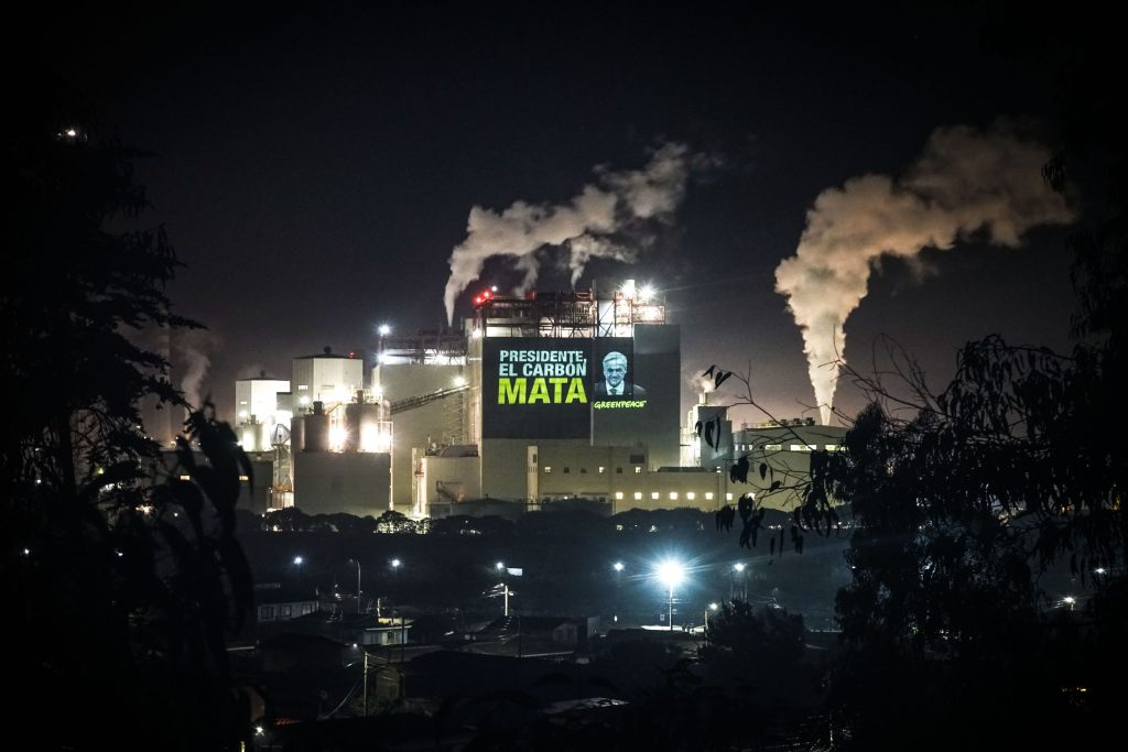 OPINIÓN   Proyecto de Ley Cierre Termoeléctricas a Carbón: El primer paso para avanzar en una transición justa y con perspectiva intergeneracional