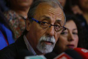 """Luis Mesina acusa que fue sacado de contexto: """"Aquí nadie está planteando avasallar a las minorías en sus derechos"""""""