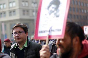 """Marcos Barraza (PC), ex ministro de Desarrollo Social, y acuerdo por nueva Constitución: """"El movimiento social requería participar y no fueron consultados"""""""