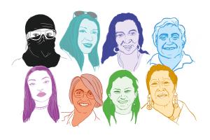 #25N: La crisis social en Chile en la voz de las mujeres