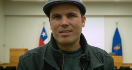 """Rodrigo Karmy, filósofo: """"Una revuelta no es más que pensamiento y, a su vez, el pensamiento es la respiración de los pueblos"""""""