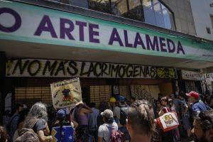 Aguanta, resiste, renace Centro Arte Alameda