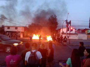 Del atropello de Carabineros a los heridos por perdigones: La violenta semana que vivieron los vecinos de Pudahuel Sur