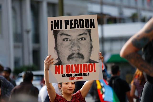 Caso Catrillanca entra en días decisivos: Este martes se reanuda el juicio contra siete ex carabineros
