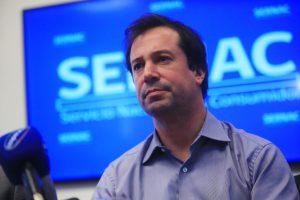 Lucas Palacios aclaró que no hay fecha definida para la reapertura del comercio