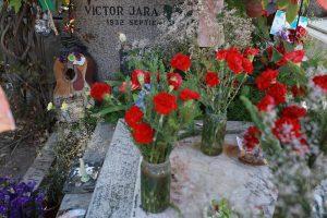 Ruta por el Cementerio General recordará a seis pilares de la música chilena