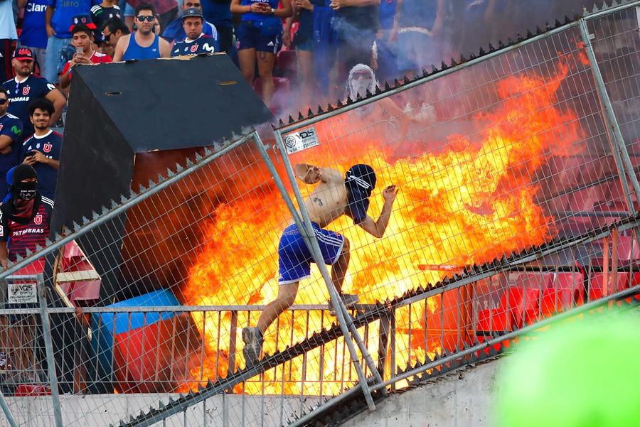 De fútbol y algo más: ¿Quién entrega las condiciones para que vuelva la normalidad al fútbol?, ¿Carabineros?