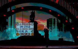 Qué emocionante Kramer: cuando un artista toma el guante y vuelve digno un escenario