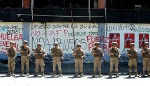 La militarización de la seguridad ciudadana