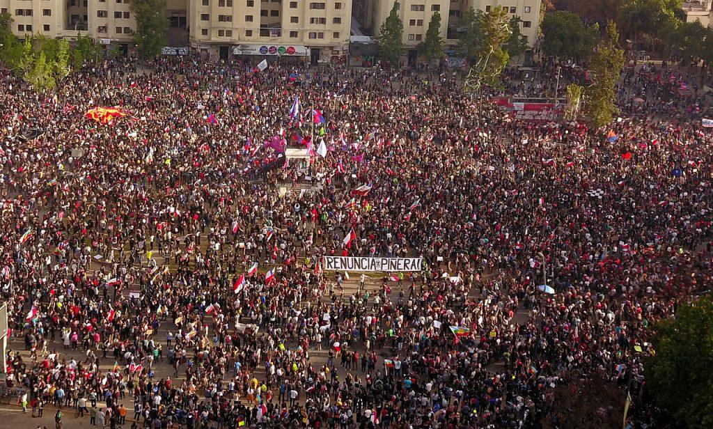 Chile: la revolución en marcha