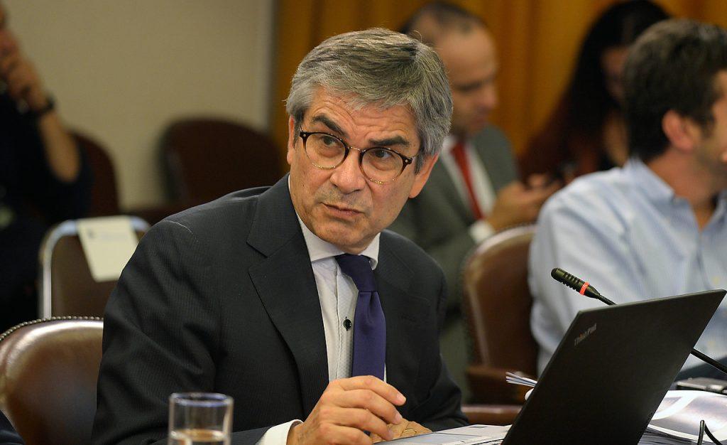 Sebastián Piñera ratifica a Mario Marcel para un nuevo periodo al frente del Banco Central
