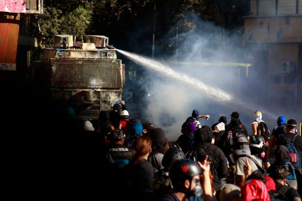 Los pactos de impunidad y el sacrificio de la rebeldía juvenil