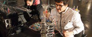 Magister en Artes Mediales en U. Chile acreditada por 4 años