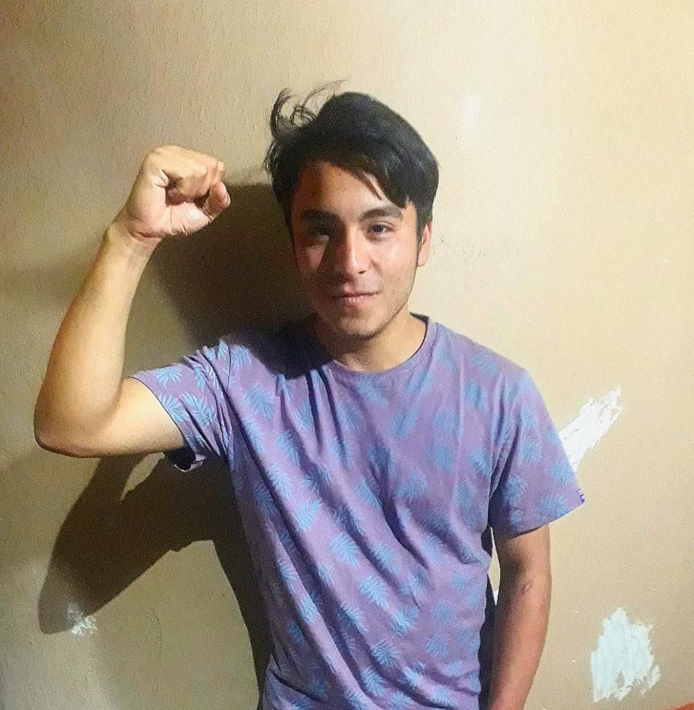Habla en exclusiva Nicolás Ríos: Las irregularidades en el caso del joven detenido en el cerro Santa Lucía