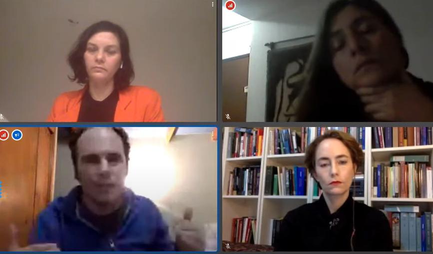 CONVERSATORIO  Pandemia y revuelta: ¿Cabildos online para debatir en torno a la nueva constitución?