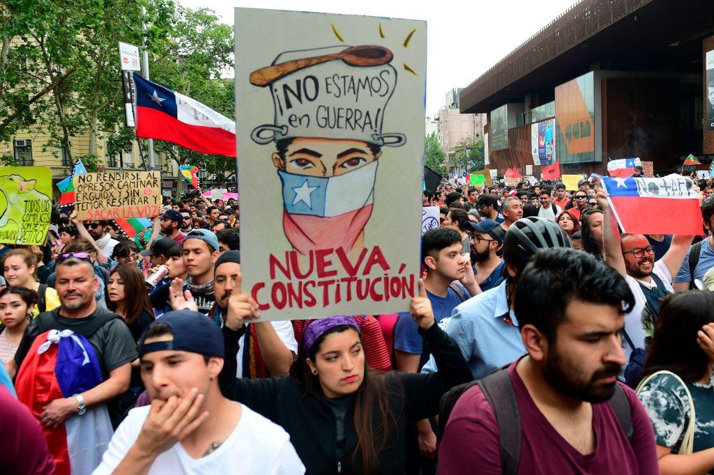 La utopía constitucional de la democracia