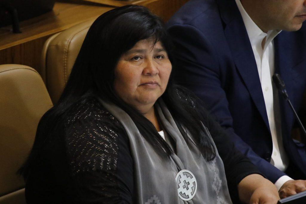 """Emilia Nuyado y manejo de Piñera al conflicto mapuche: """"Ha negado los derechos colectivos del pueblo indígena"""""""
