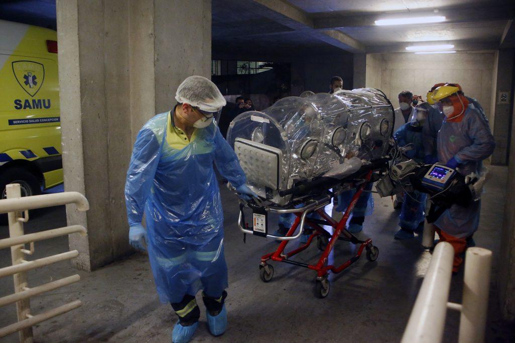 Ministerio de Salud reporta un total de 514.202 casos de COVID-19 en Chile desde el inicio de la pandemia