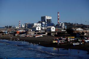 Coronel: Comisión Nacional de Energía autorizó cierre de termoeléctrica Bocamina I