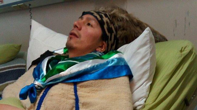 Denuncian que Celestino Córdova está siendo sometido a vejámenes y maltratos donde está detenido