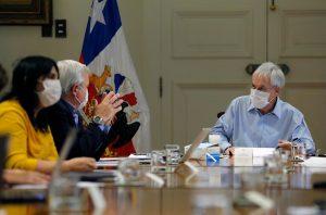 Glamour chileno en tiempos de pandemia