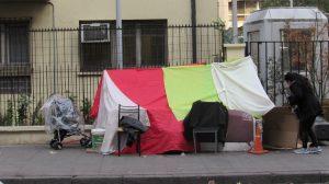 """Chile: Los cuerpos """"NN"""" y """"de calle"""" abandonados"""