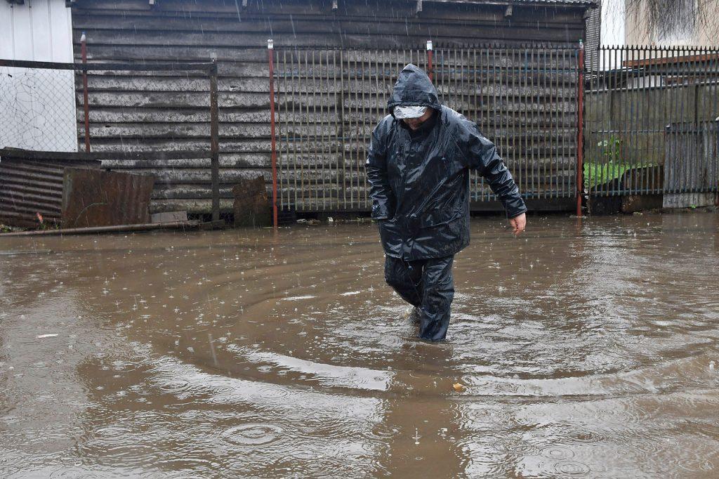 Meteorología pronostica precipitaciones para el martes entre Coquimbo y O'Higgins