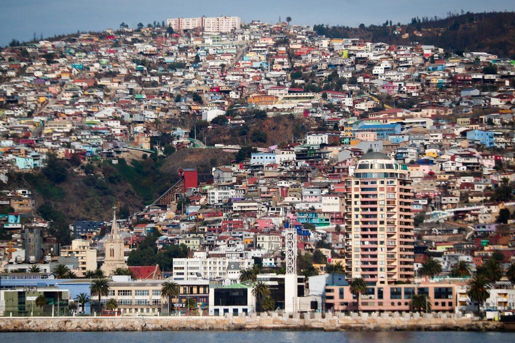 Valparaíso, el catastrófico esplendor