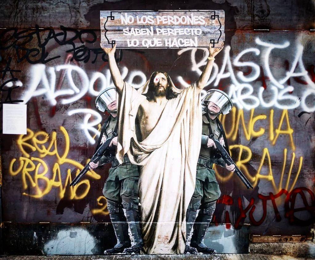 """Caiozzama: """"El Gobierno se dio cuenta de lo potente que es el arte como arma"""""""