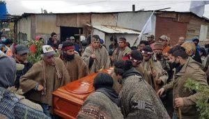 TV| ¿Las vidas mapuche importan?