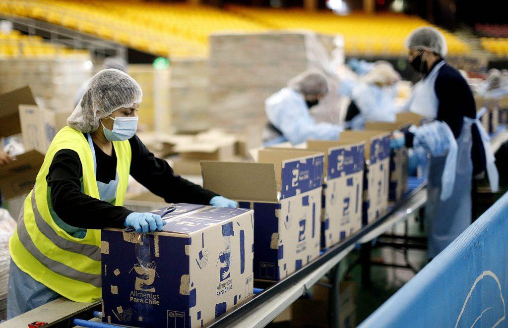 Tarapacá: Investigan posibles delitos en adquisición de cajas de alimentos