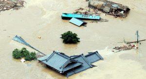 VIDEO| Las lluvias no le dan tregua a Japón: Se reportan al menos 45 muertos
