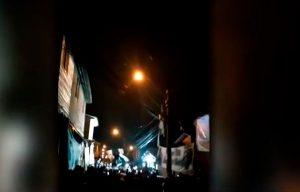 VIDEO| Reclaman tardía reacción de Carabineros en velorio de hincha de Colo Colo que rompió todos los protocolos