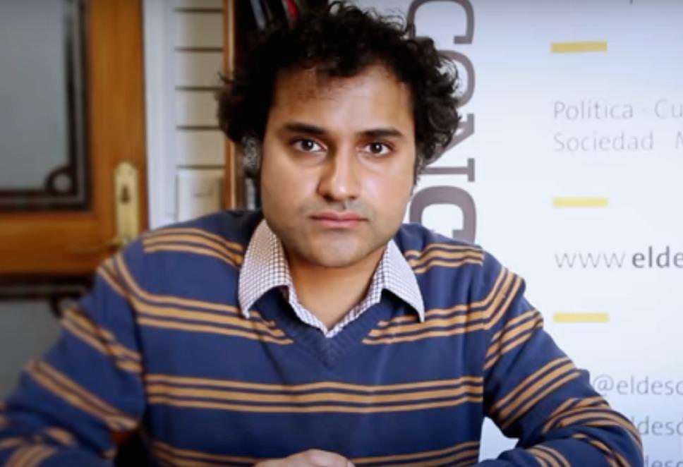 El estallido social y la pandemia en conversatorio virtual con Hassan Akram