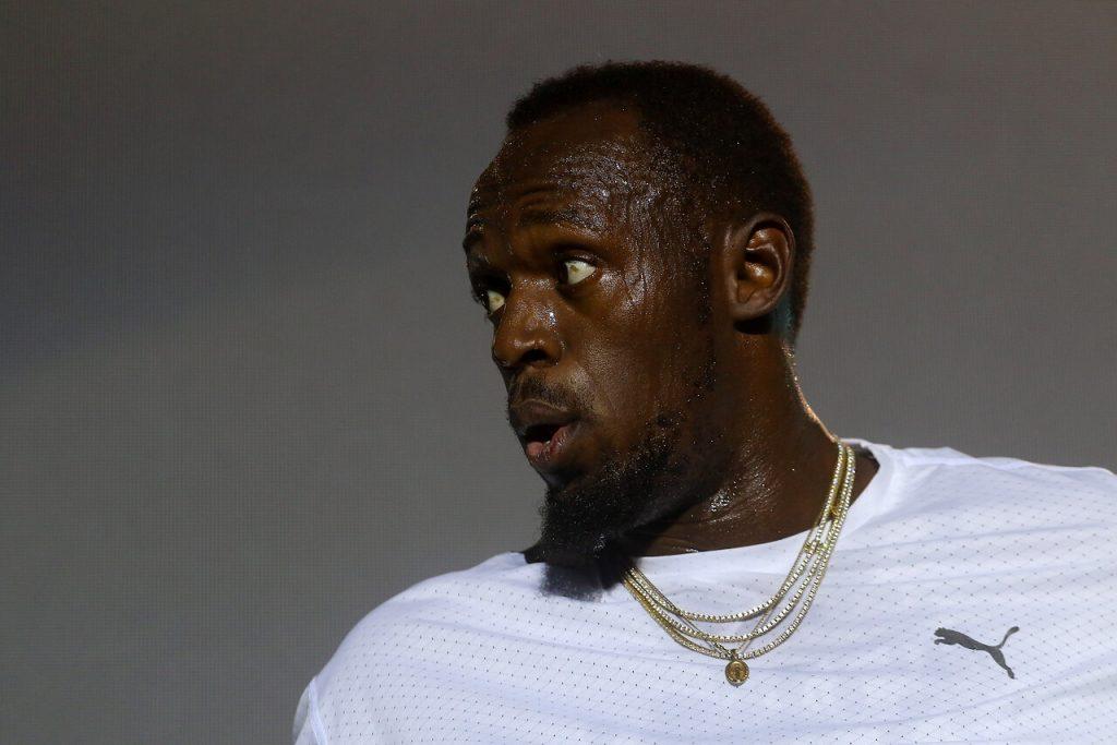 Usain Bolt da positivo por coronavirus: Habiéndose hecho el test, incluso celebró su cumpleaños