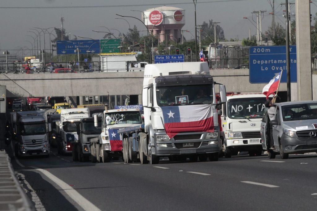 Paro de camioneros: Las otras oportunidades en que el gremio ha puesto en jaque al país