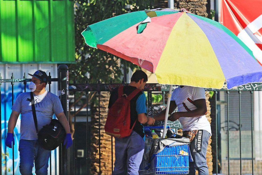 Zona central vive la décima ola de calor del año, pero podría recibir lluvias la próxima semana