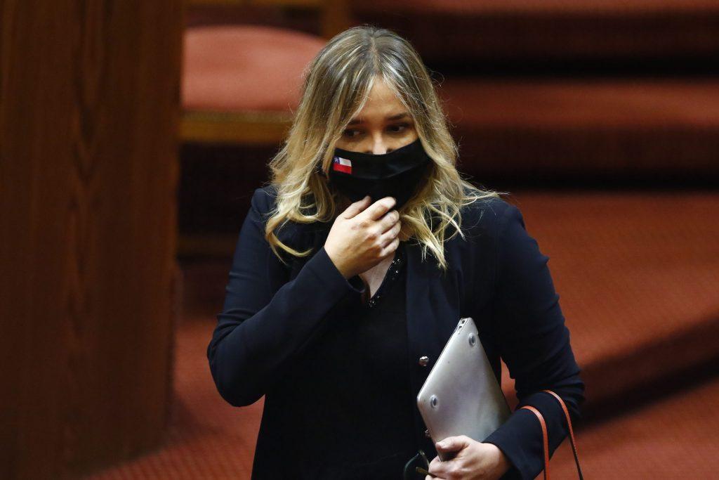 """Diputada Hoffmann apunta a Lavín como el mejor presidenciable: """"Es el único que sabe leer Chile"""""""