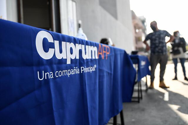 Retiro del 10%: AFP Cuprum anuncia que adelantará pago de segunda cuota