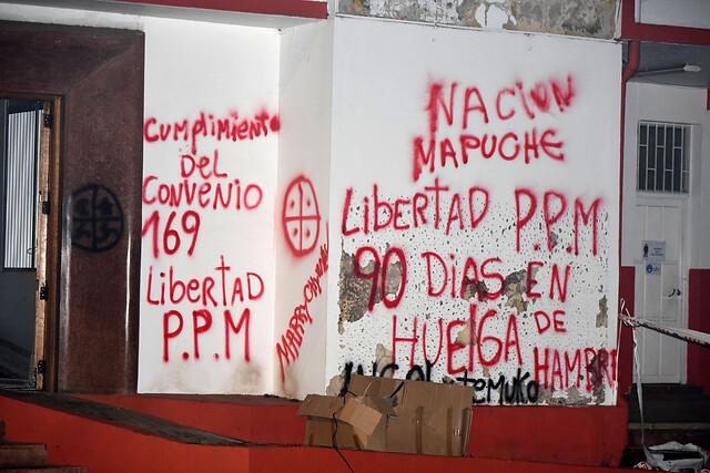 Su salud está «bastante comprometida»: Hospitalizan a comuneros que se encuentran en huelga de hambre en Angol