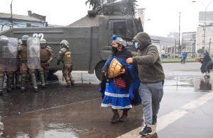 VOCES| El que no salta es mapuche
