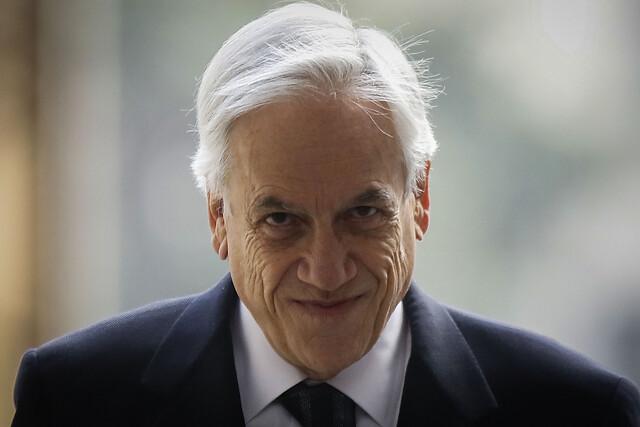 La cuenta chica de Piñera