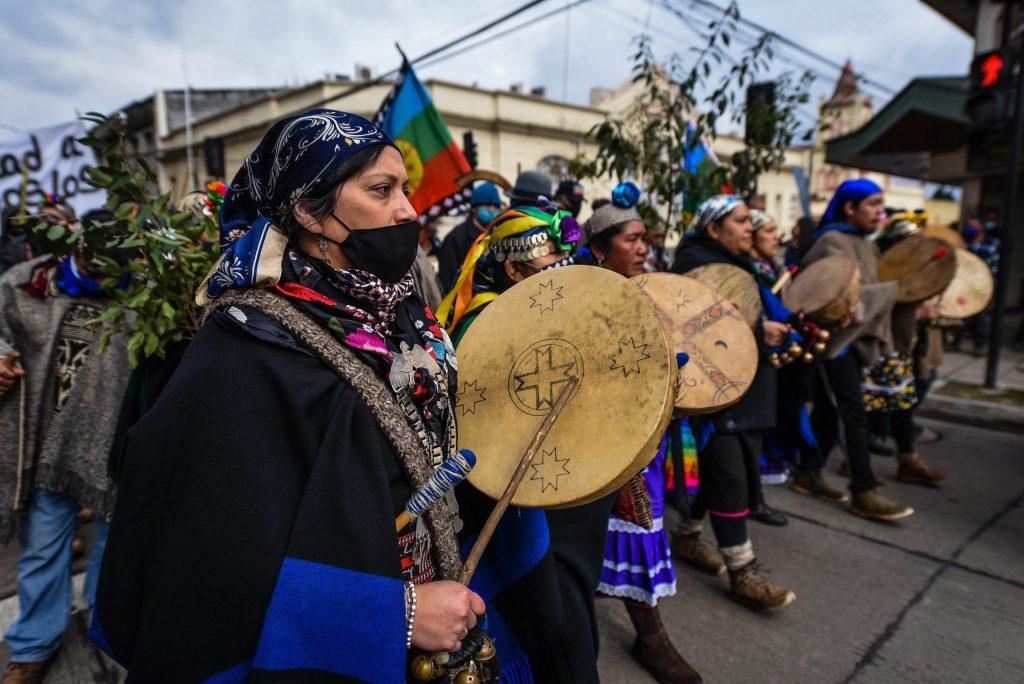 Llevan meses en huelga líquida: Presos mapuche de cárceles de Angol y Lebu inician huelga seca